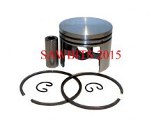 SACHS DOLMAR 120  PISTON & RING ASSEMBLY 49MM